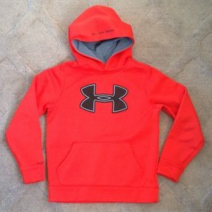 Under Armour Youth Hooded Sweatshirt